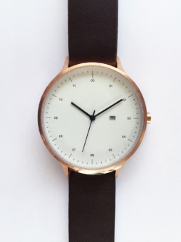 Instrmnt Watch Rose Gold - The Fussy Curator
