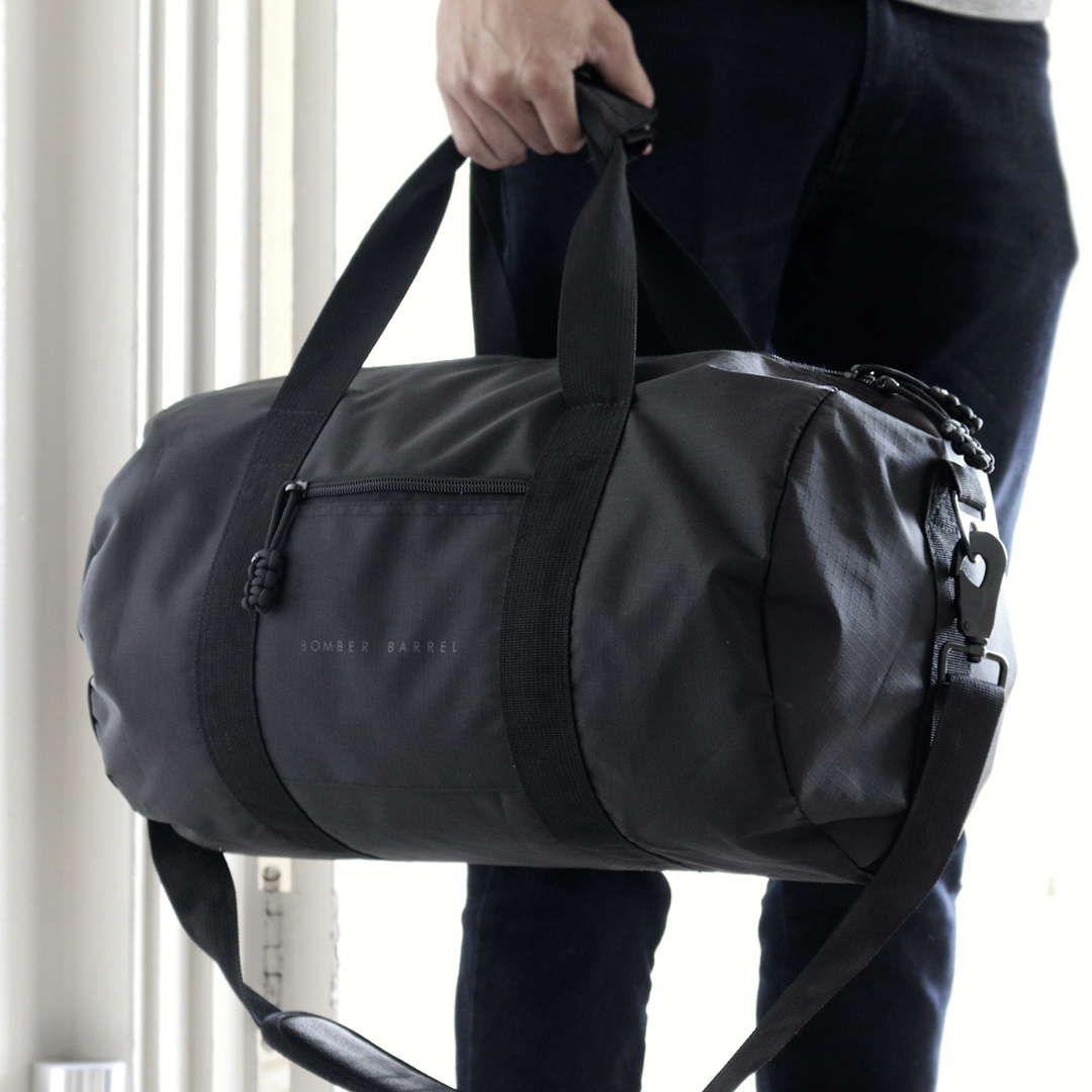 Bomber Barrel Duffel Bag The Fussy Curator Singapore #fussysg