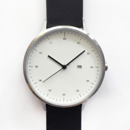 Instrmnt Watch Silver The Fussy Curator Singapore #fussysg
