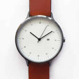 Instrmnt Watch Gunmetal The Fussy Curator Singapore #fussysg