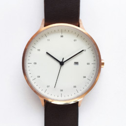 Instrmnt Watch Rose Gold The Fussy Curator Singapore #fussysg