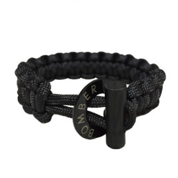 Bomber Barrel Cord Bracelet The Fussy Curator Singapore #fussysg